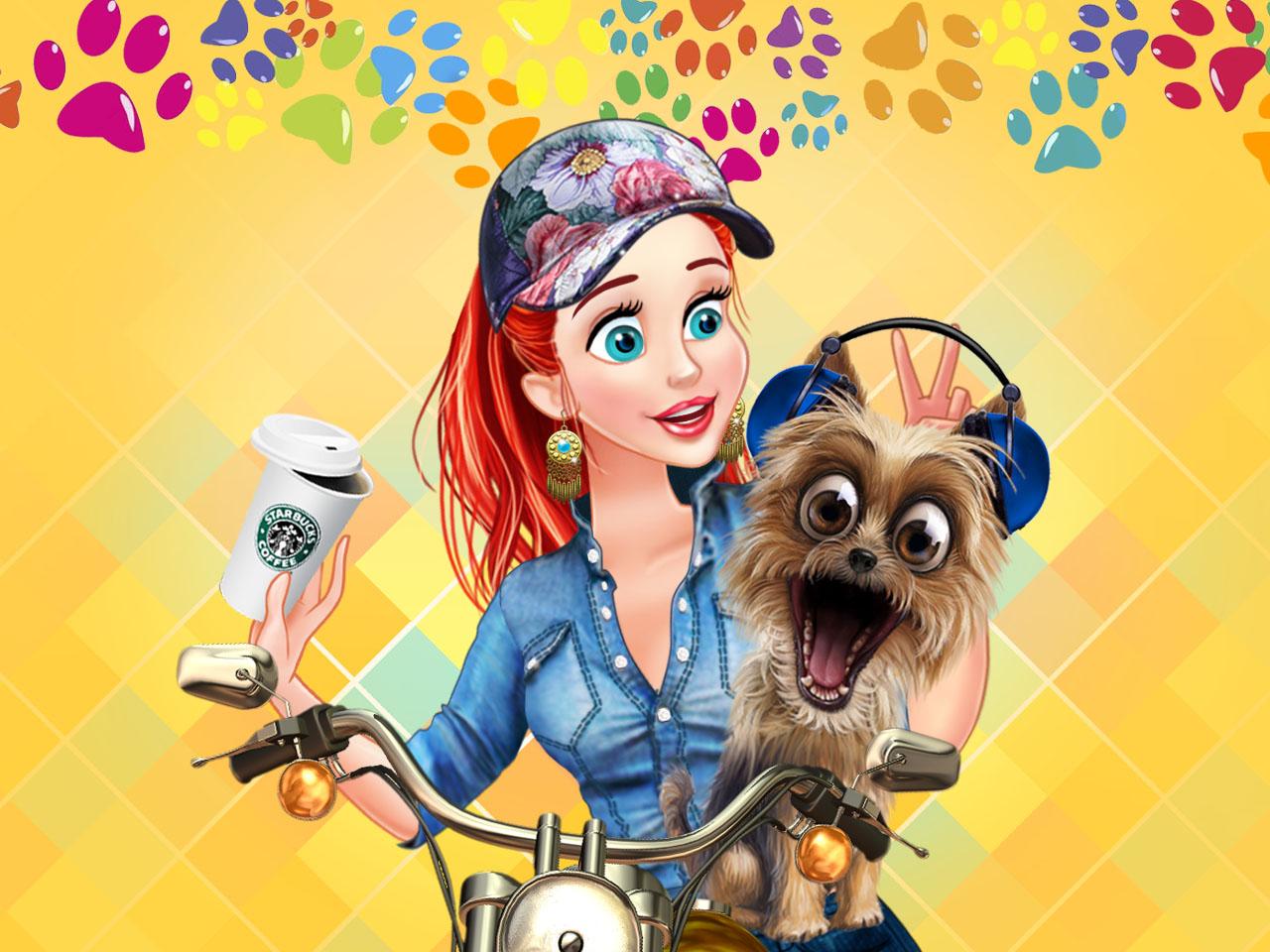 Princesses  Pets Photo Contest