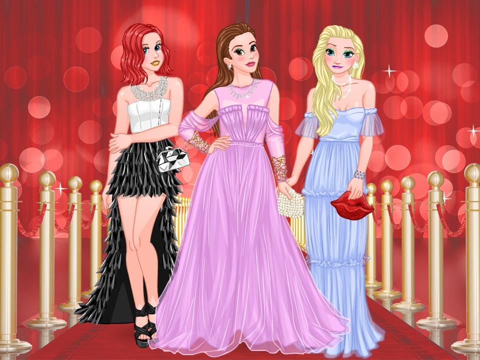 Princesses Red Carpet Gala