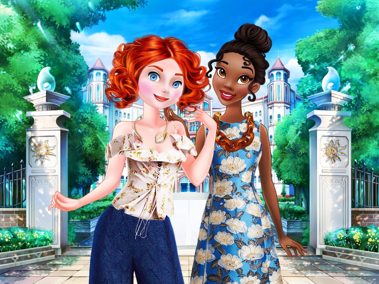 Princesses Spring Occasions
