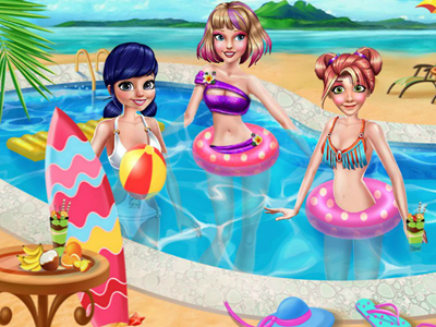 Princesses Summer Vacation Trend