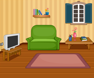 Problematic Living Room Escape