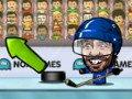 Puppet Ice Hockey