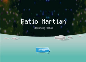 Ratio Martian