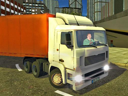 Real City Truck Simulator
