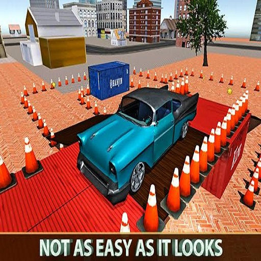 Real Classic Car Parking 3D 2019