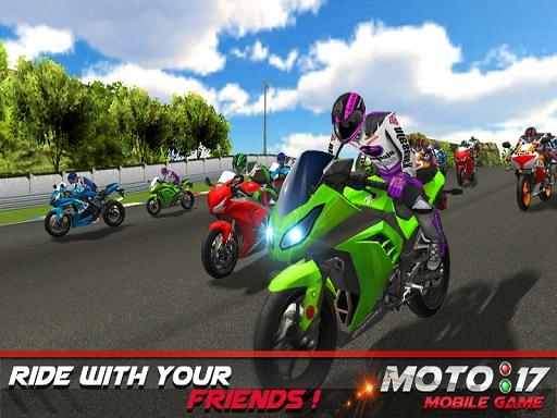 Real Moto Bike Race Game Highway 2020