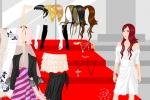 Red Carpet Girl Dressup