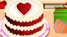 Red Velvet Cake: Sara