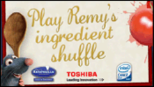 Remy's Ingredient Shuffle
