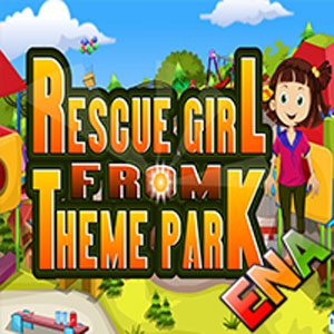Rescue girl from theme park