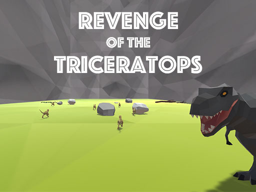 Revenge Of The Triceratops