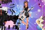 Rock Star Girl Dress Up