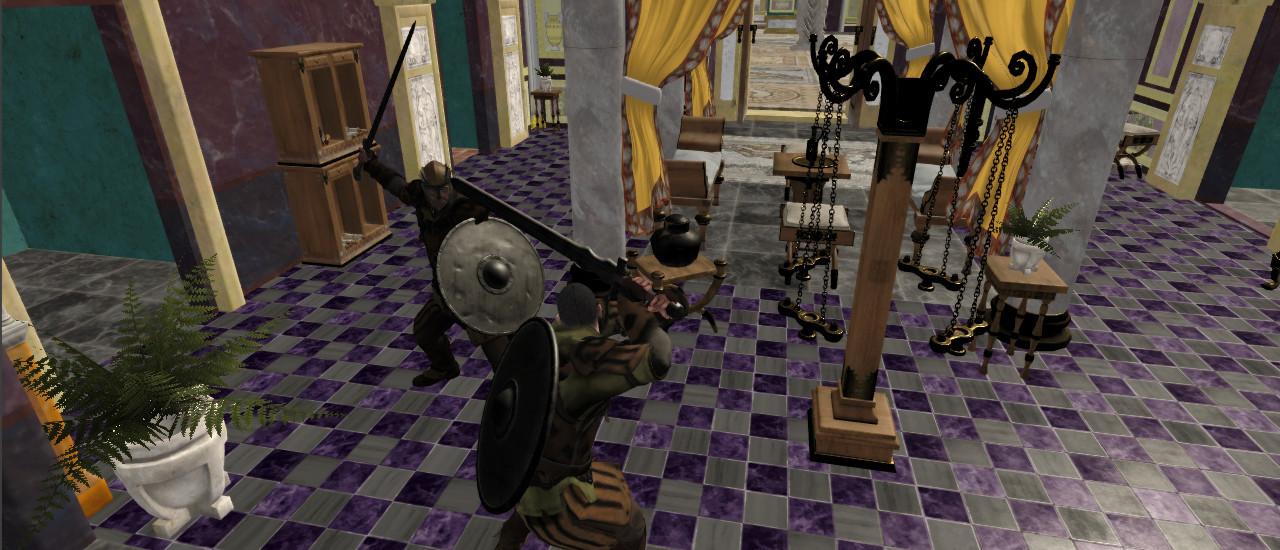 Rome Simulator