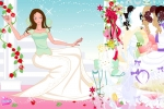 Rose Bride Dress Up