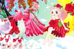 Rose Fairy Dress Up