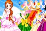 Royal Princess Dressing Up