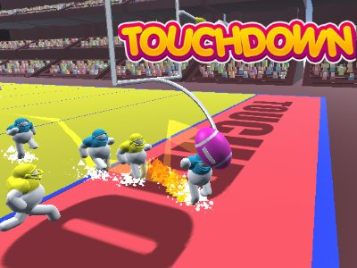 Rugby.io Ball Mayhem