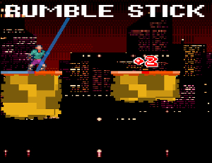 Rumble Stick