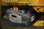 Sahara The Objective - Defuse The Bomb