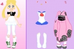 Sailor Moon Girl Dress Up