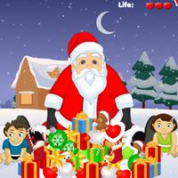 Santa Gift Theft