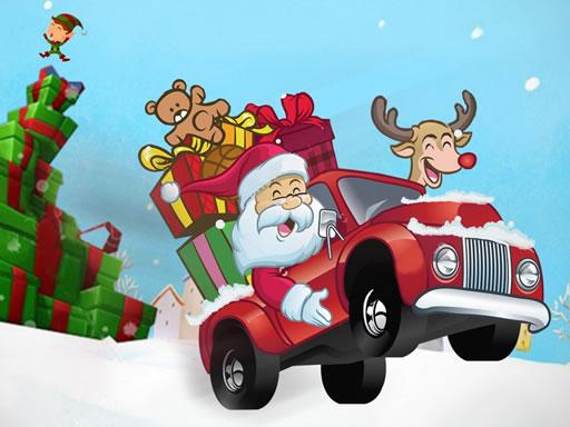 Santa Gift Truck