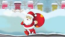 Santa Winter Rush