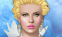 Scarlett Johansson Make-Up