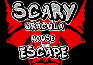 Scary Dracula House Escape