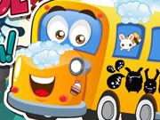 School Bus Wash
