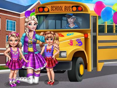 School Girls Summer Camp!