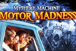 Scooby Doo Mystery Machine Motor Madness