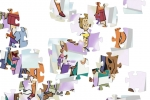 Scooby Doo The Gang Jigsaw Puzzle 4