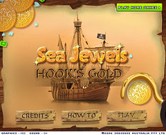 Sea Jewels Hook