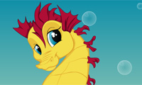 Seahorse Dress Up