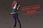 Secret Agent Johncy Dress-up