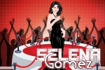 Selena Gomez Dress Up
