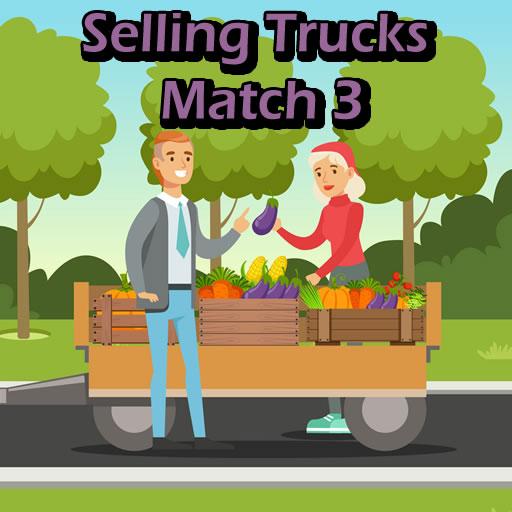 Selling Trucks Match 3