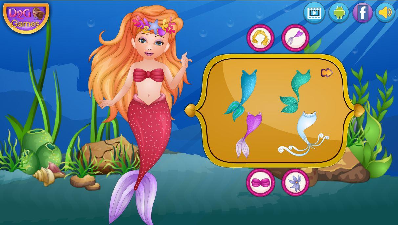 Sena Mermaid Princess