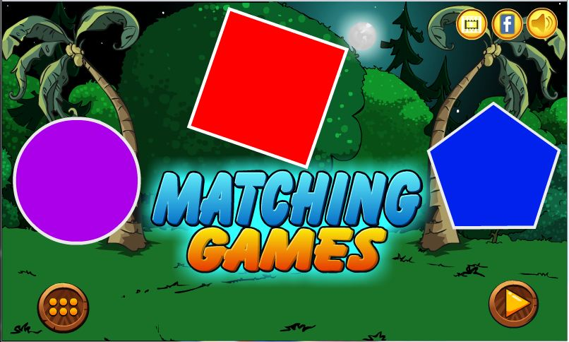 Shapes Matching Games