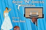 Shop N Dress Basket Ball Game Flower Dress