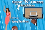 Shop N Dress Basket Ball Game Spring Rain Dress