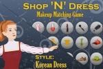 Shop N Dress Makeup Matching Korean Dress