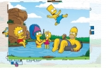 Simpsons Family Jigsaw Puzzle