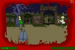 Simpsons Zombie Shooter