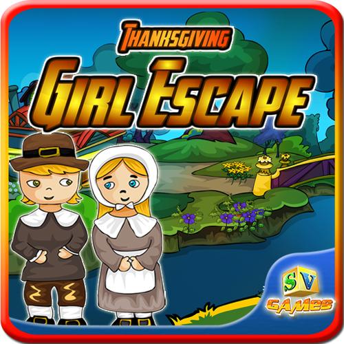Sivi Thanksgiving Girl Escape