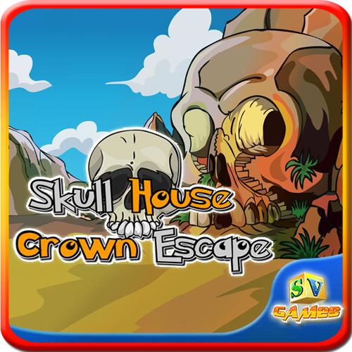 Skull House Crown Escape