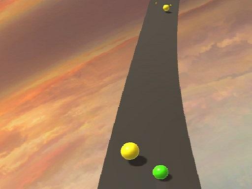 Sky Ball Race