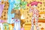 Slumber Party Pajama Dressup