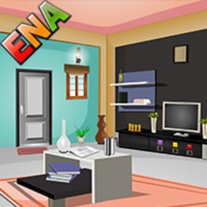 Small house escape